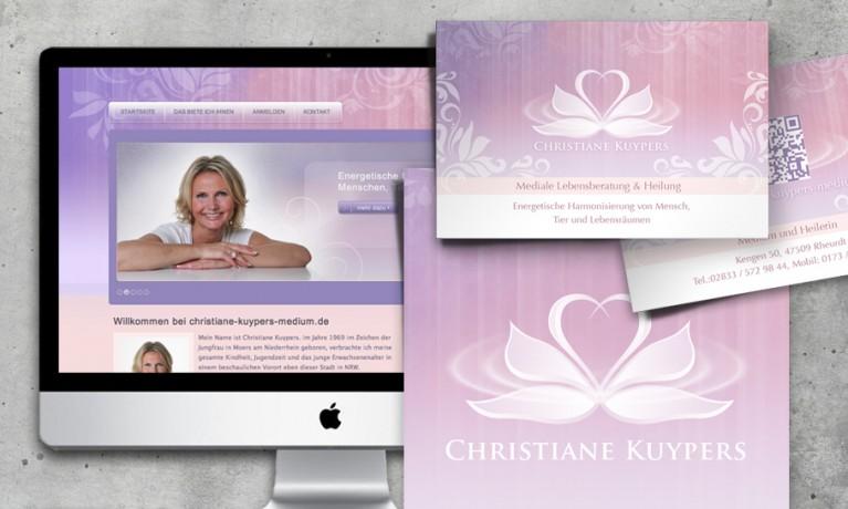 Christiane Kuypers Medium